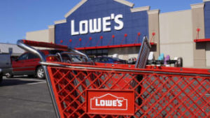Lowes Credit Card - Lowe's sales surge, generate profits nearly doubles